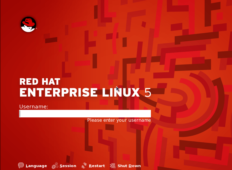 Red Hat Enterprise Linux 5.5 Installation Guide (Screenshots)