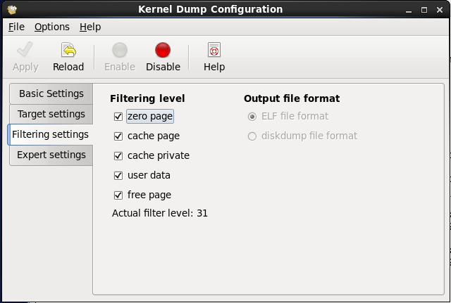 How to configure and analyze kdump for kernel panic in Red Hat Linux 6