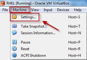 How to configure different types of network in Oracle Virtualbox (Linux)
