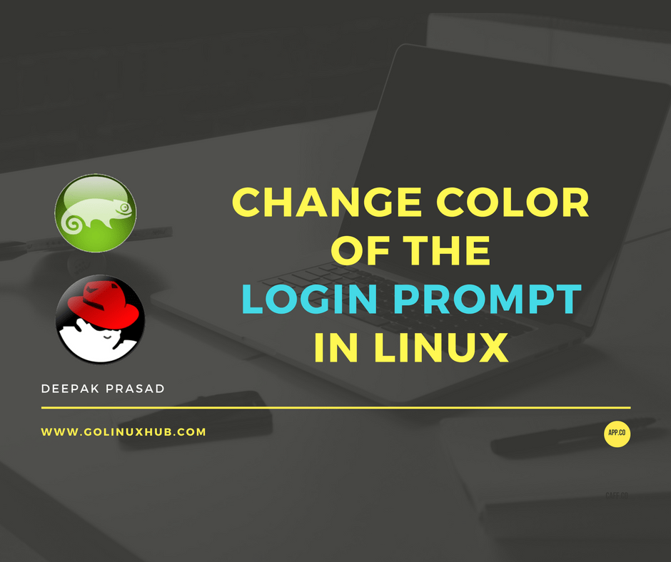 How to customize and change color of the bash login prompt in Linux