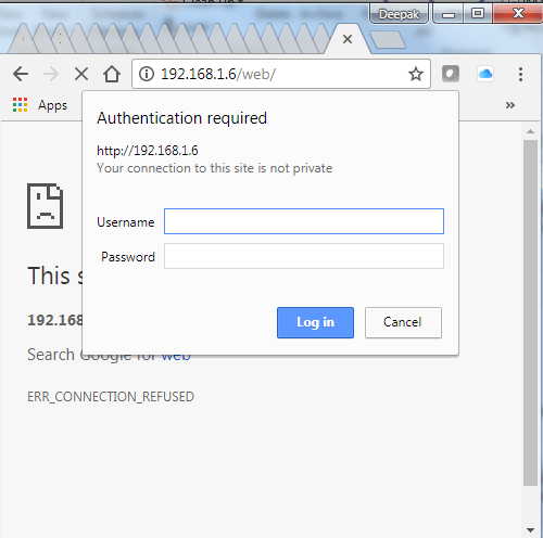 How to set up password authentication in apache (httpd) with htpasswd and .htaccess on RHEL / CentOS 7
