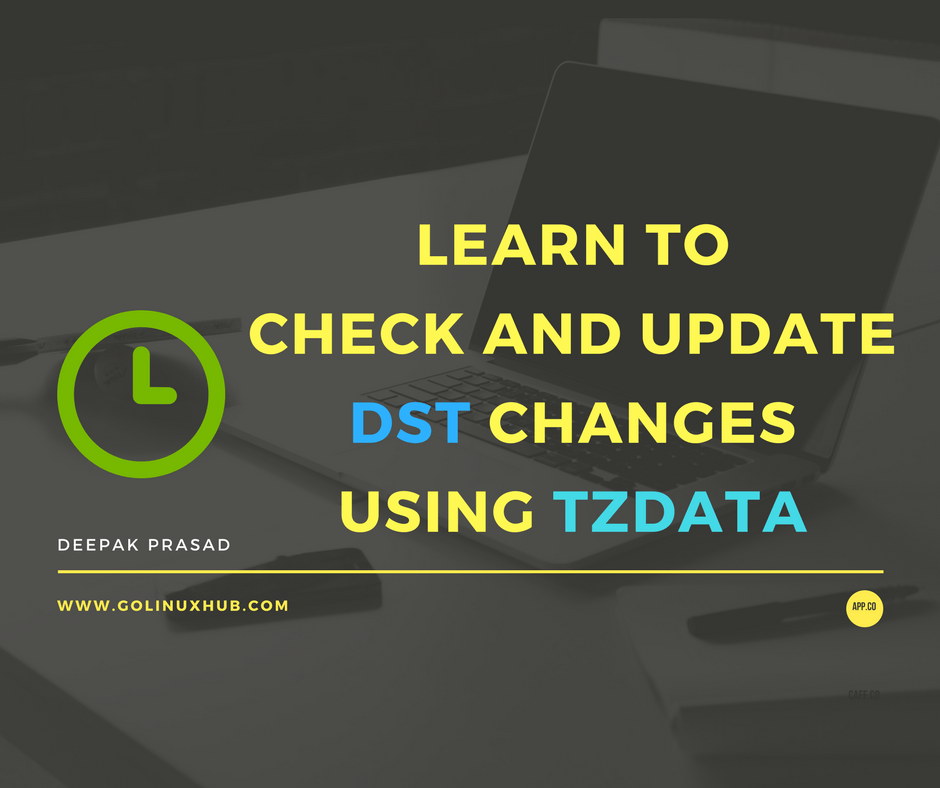 How to check and update planned day light saving (DST) changes (timezone) in Linux