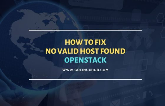 "How to fix ""NoValidHost: No valid host was found. There are not enough hosts available"" during overcloud deployment (openstack)"